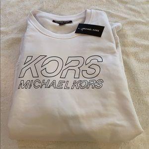 Michael Kors Crewneck Sweatshirt!